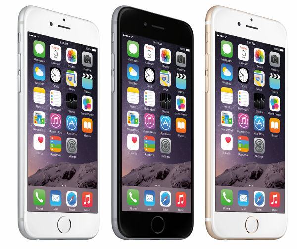 Key Differences Between iPhone 6 Plus and Galaxy S6 Edge