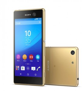 difference between Sony Xperia M5 and Galaxy S6