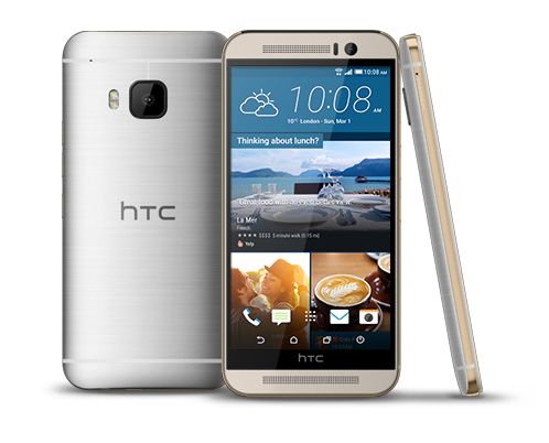 Key Difference - HTC One A9 vs One M9