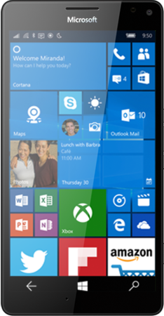 Key Difference - Lumia 950 vs 950 XL