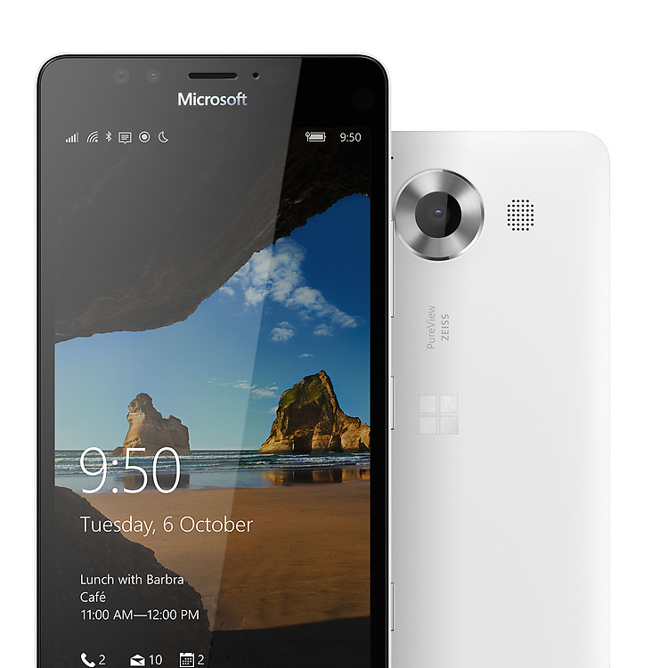 Difference Between Lumia 950 and 950 XL