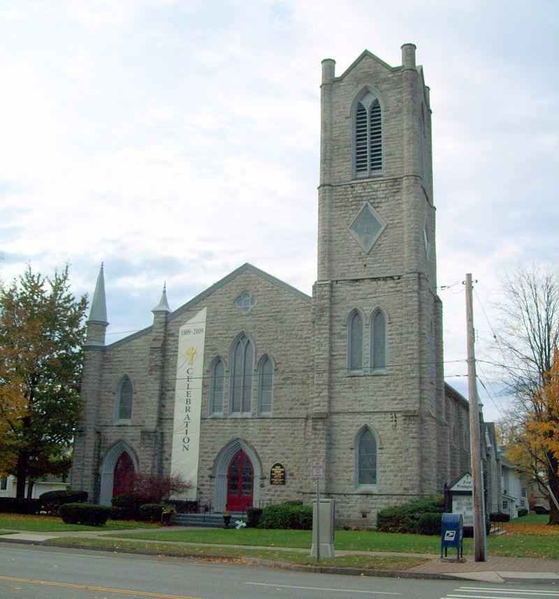 Lutheran vs Presbyterian