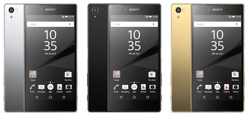 Difference Between Sony Xperia Z5 Compact and Z5 Premium