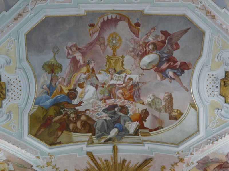 Adoration vs Veneration