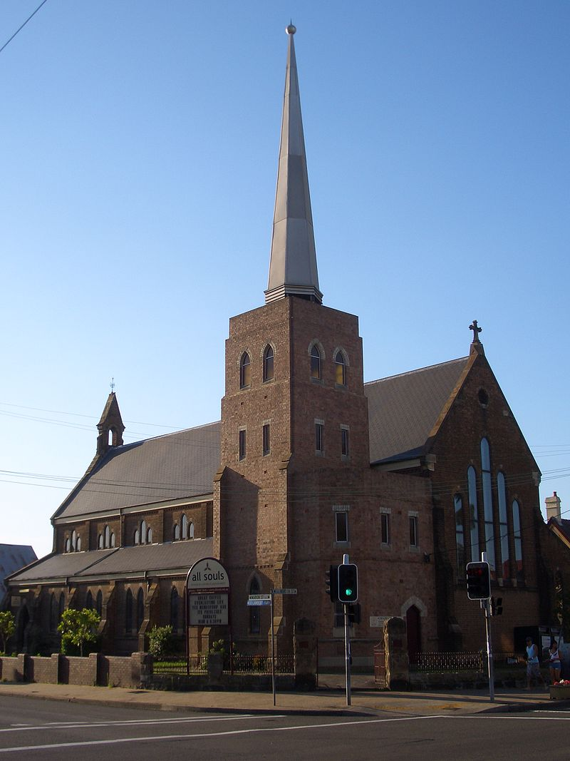 Lutheran vs Anglican