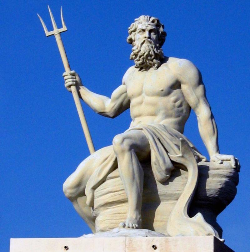 Neptune vs Poseidon