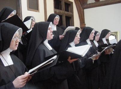Nun vs Sister