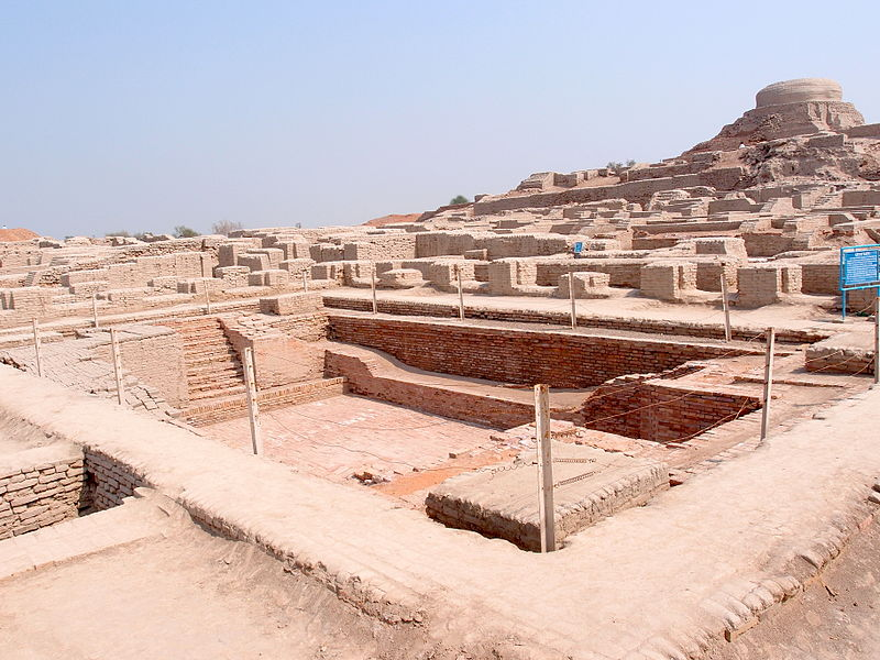 Key Difference - Harappa vs Mohenjo-daro