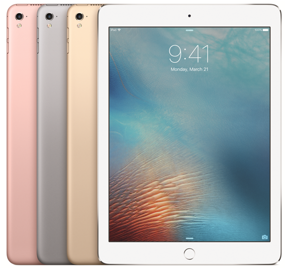 Difference Between 9.7 inch and 12.9 inch iPad Pro