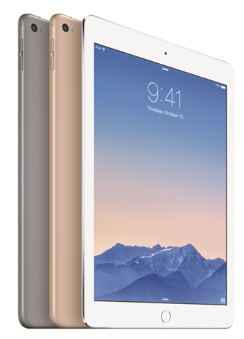 Key Difference - iPad Pro 9.7 vs iPad Air 2