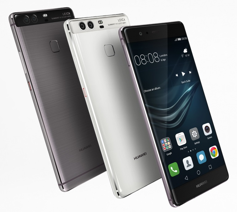 Difference Between Huawei P9 and P9 Plus