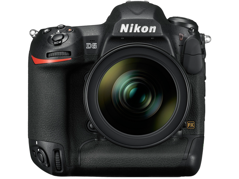 Difference Between Nikon D5 and D810