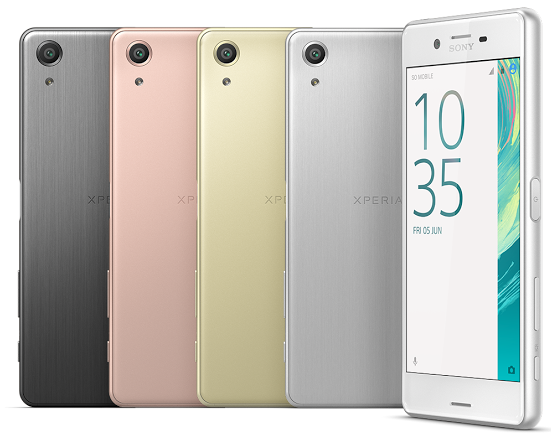 Difference Between Sony Xperia C5 Ultra, XA, XA Ultra and X Performance