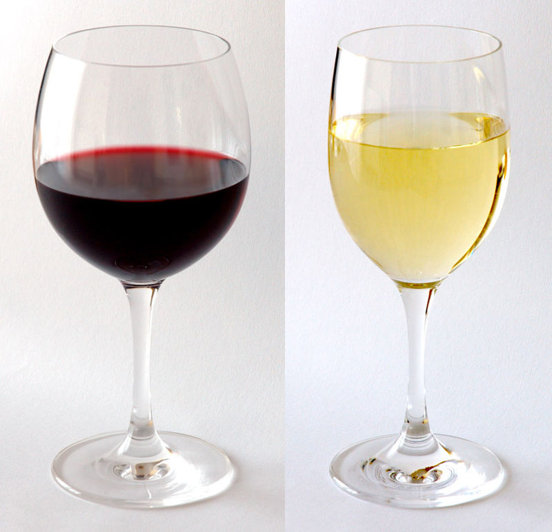 Difference Between Goblet and Wine Glass