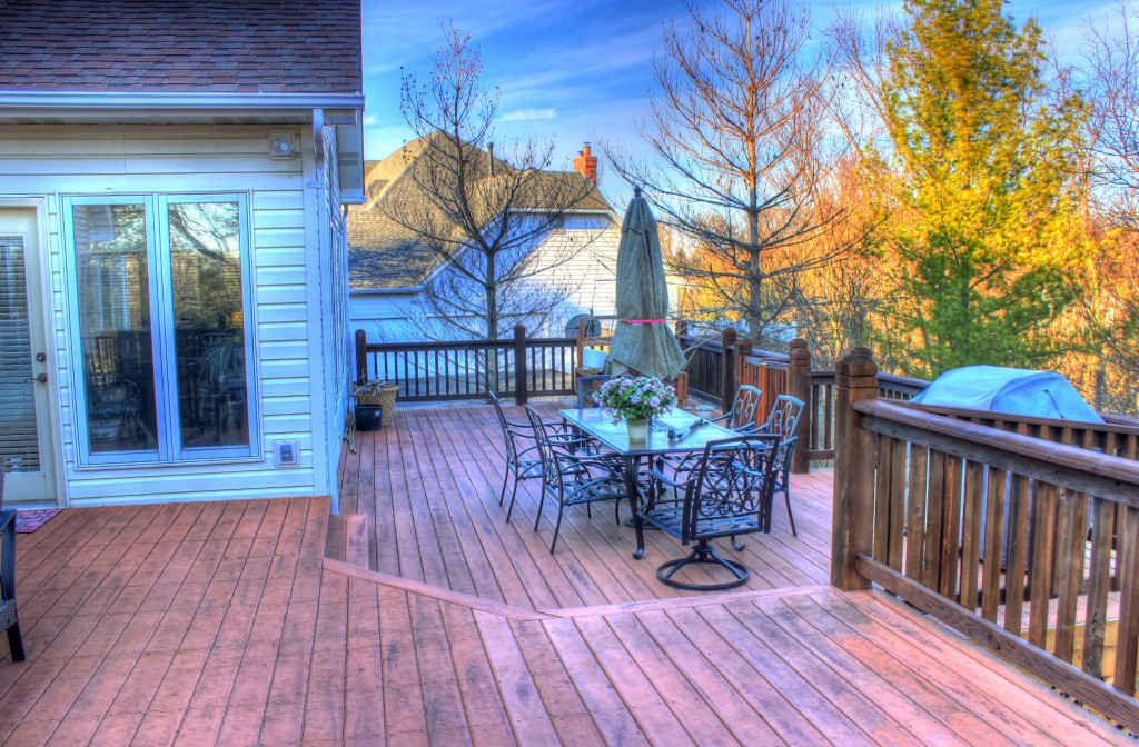 Great Key Difference   Deck Porch Vs Patio