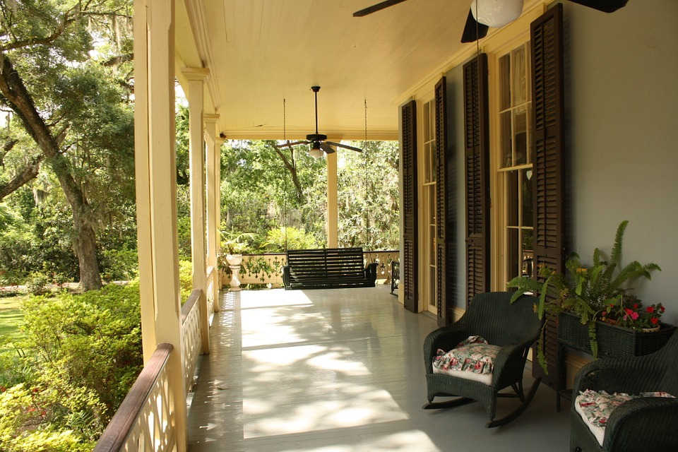... Difference Between Deck Porch And Patio Deck Porch Vs Patio ...