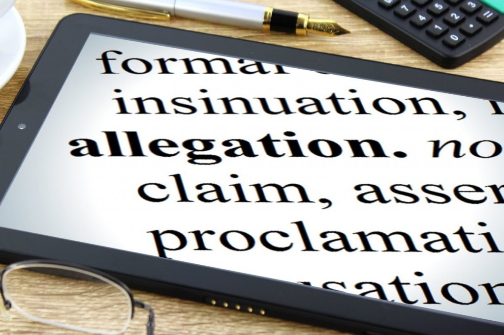 Key Difference -  Accusation vs  Allegation