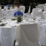 Difference Between Banquet and Reception Seating