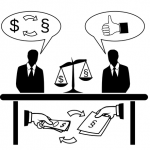 Difference Between Bribery and Blackmail