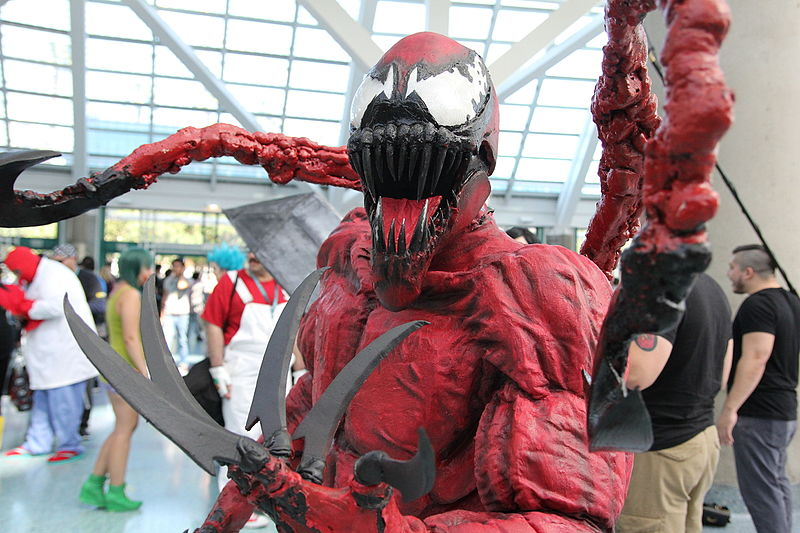 carnage and venom relationship marketing