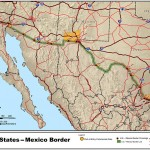 Main Difference - Chinese Wall vs Mexico Wall