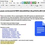 Difference Between Google Docs and Google Sheets