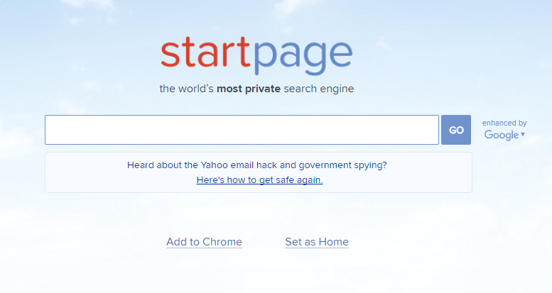 Difference Between Ixquick Duckduckgo and Startpage - 3