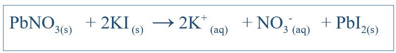 Key Difference - balanced equation vs net ionic equation