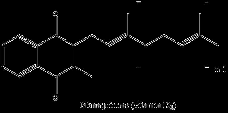 Key Difference - Vitamin K vs K2