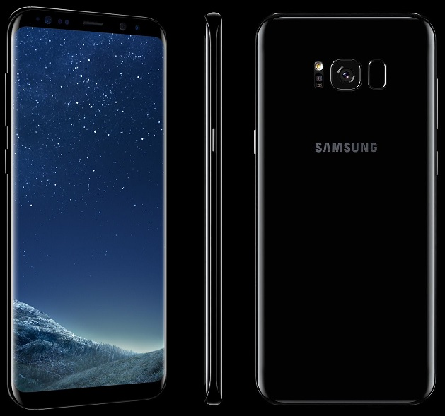 Difference Between Apple IPhone 8 Plus And Samsung Galaxy S8 Image 2