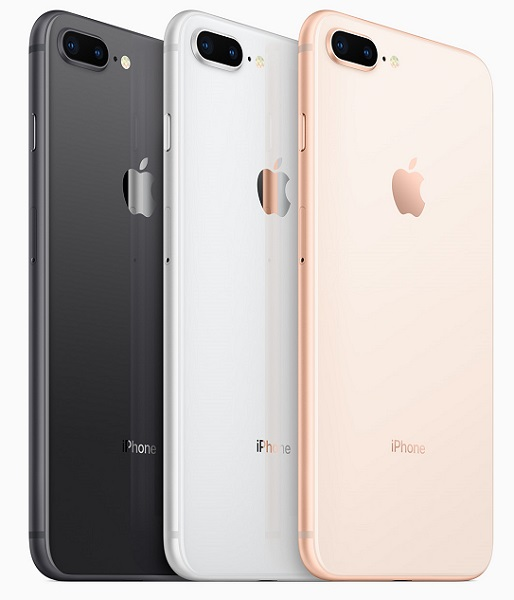 Key Difference - iPhone 8 vs iPhone X