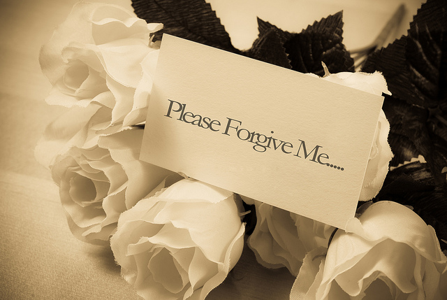 Difference Between Apology and Forgiveness