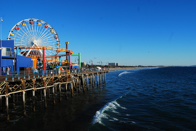 Difference Between Santa Monica and Venice Beach