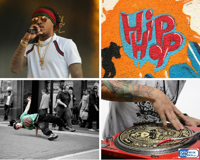 Key Difference Between Rap and Hip Hop