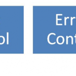 Difference Between Flow Control and Error Control