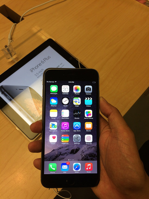 difference between iphone 6 and 6 plus difference between apple iphone 6 and iphone 6 plus 19696